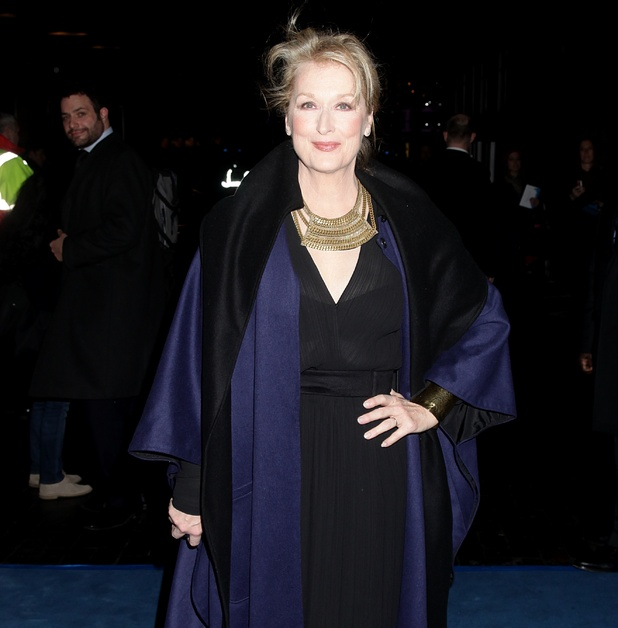 Meryl Streep on Margaret Thatcher: 'She was a pioneer for women' - Movies News - Digital Spy