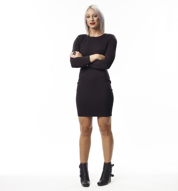 Project Runway: All Stars: April Johnston - season eight, fifth place