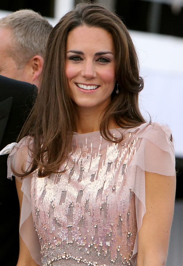 Kate Middleton, Duchess of Cambridge - The wife of Prince William, Duke of Cambridge, celebrates her 30th birthday today.