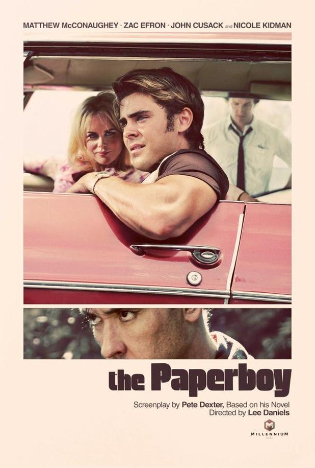 'Paperboy' movie poster