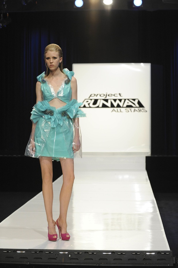 Project Runway All Stars S1 E01
