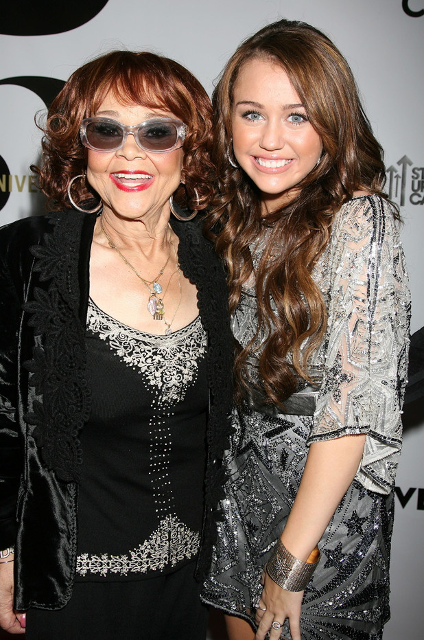 Etta James and Miley Cirus