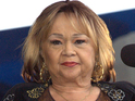 'At Last' vocalist Etta James is breathing herself, according to her son Donto.