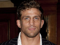 "Alex Reid says that tabloids are causing his pregnant girlfriend ""stress""."