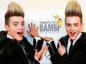 Jedward lose out on the race to claim the Irish number one spot.