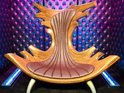 Check out this year's Celebrity Big Brother Diary Room chair.