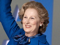 Meryl Streep says the British Prime Minister opened the door for female politicians.