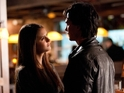 The Vampire Diaries' producer says there are surprises ahead for Damon and Elena.