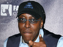 Arsenio Hall says the pair 'didn't interact' at the Celebrity Apprentice finale.