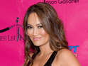 Tia Carrere reportedly discovers a thief in her dressing room in Las Vegas.