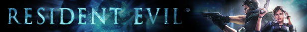 Resident Evil gaming compcov