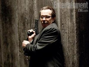 The Dark Knight Rises, Gary Oldman