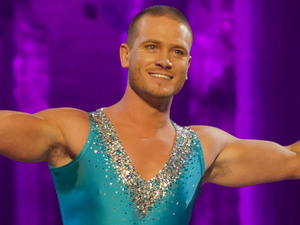 Matthew Wolfenden on 'Dancing On Ice'