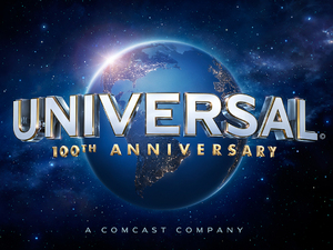 Universal Pictures centennial logo