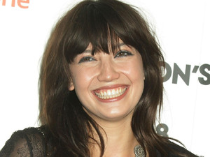 Daisy Lowe at Vogue's Fashion Night Out, Sept 2011