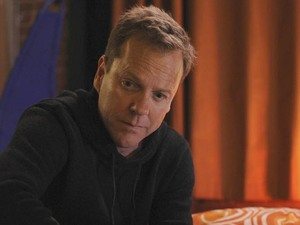Kiefer Sutherland in the Pilot episode of &#39;Touch&#39;