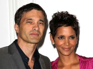 Halle Berry and Olivier Martinez Halle Berry honored at the Silver Rose awards gala with Grey Goose Los Angeles