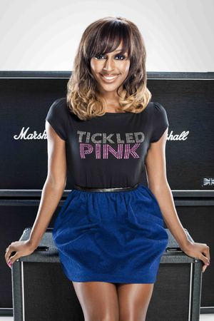 Alexandra Burke launches Asda's Tickled Pink concert for breast cancer