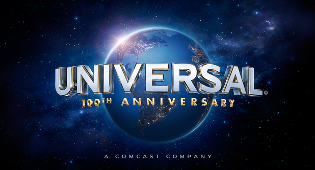 Universal Pictures centennial logo