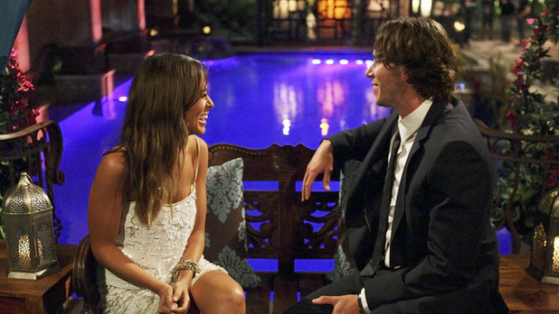 Jenna is eliminated in the season premiere of 'The Bachelor'
