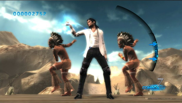 Michael Jackson: The Experience HD