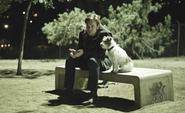 Arthur and Ewan McGregor