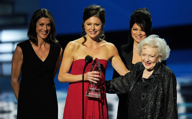 Jane Leeves, Betty White, People's Choice Awards