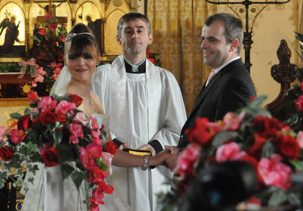 Soap Wedding Storylines in 2012
