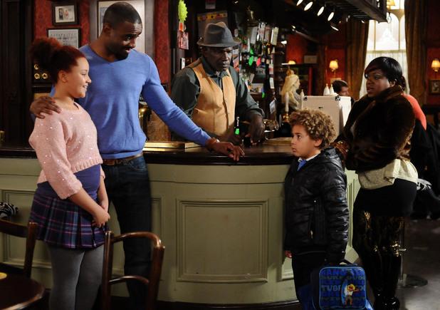 Morgan meets Ray's daughter Sasha