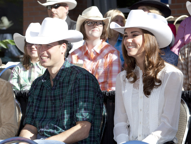 Prince William, Kate Middleton, Calgary