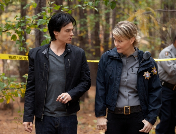 The Vampire Diaries S03E11: 'Our Town'