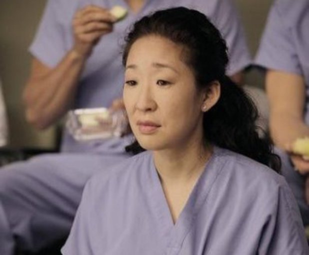 Grey's Anatomy s08e11: This Magic Moment