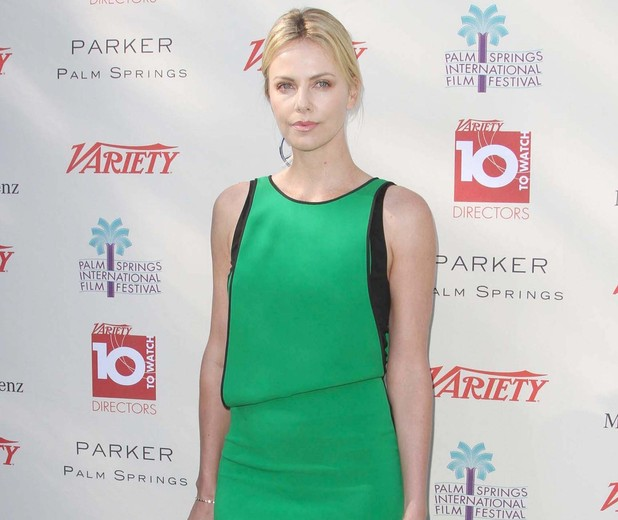 Charlize Theron Variety's Indie Impact Award & 10 Directors To Watch Brunch presented by Mercedes-Benz at the 23rd Annual Palm Springs Film Festival held at Parker Resorts Palm Springs