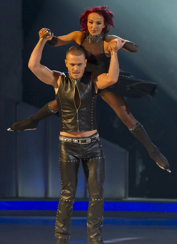 Matthew Wolfenden and Nina Ulanova