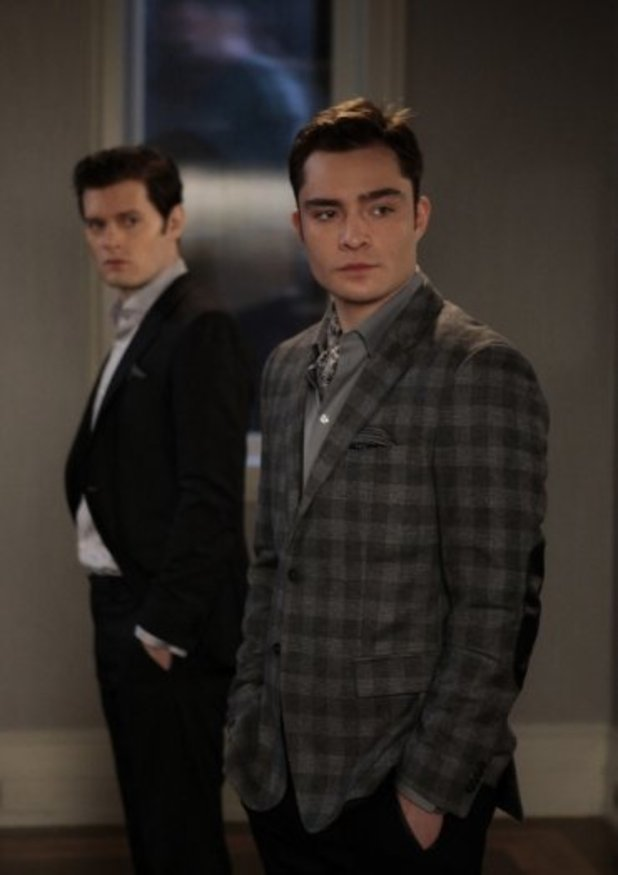 Chuck Bass and Louis