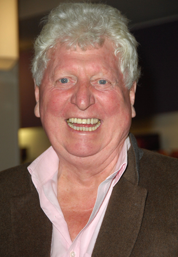 Tom Baker - The actor  best known as the fourth Doctor  is 78 on    Young Tom Baker