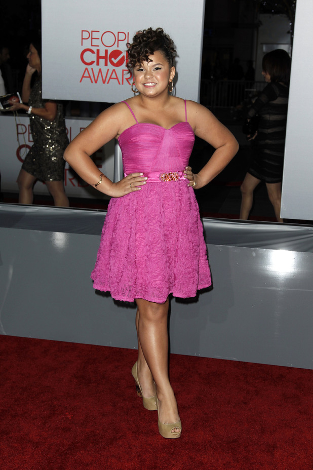 The People's Choice Awards 2012: Rachel Crow