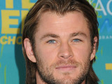 Chris Hemsworth 2011 Teen Choice Awards held at Gibson Amphitheatre - Pressroom Universal City, California