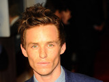 Eddie Redmayne 'My Week with Marilyn' UK premiere held at the Cineworld Haymarket - Arrivals. London, England