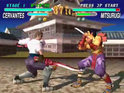 We remember Soul Calibur's Arcade and PlayStation predecessor Soul Blade.