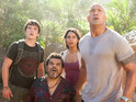 Dwayne Johnson and Michael Caine go Spielberg-lite in Journey 2: The Mysterious Island.