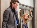 Sam Worthington is an ex-con on the run in an exclusive clip from Man on a Ledge.
