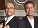 MasterChef judges chat to Digital Spy about feeling sick, Mary Berry and Twitter.