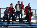 Take a look at some photographs from the next episode of Glee, 'Yes/No'.