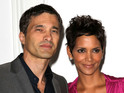 Halle Berry is rumored to be engaged to her French boyfriend Olivier Martinez.