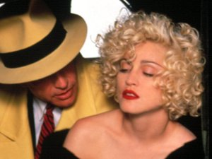 Madonna at the movies: Dick Tracy (1990)