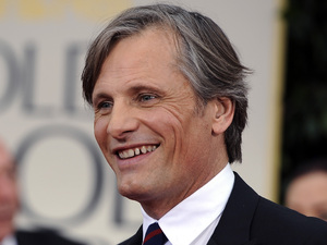Viggo Mortensen, who was nominated for his role in A Dangerous Method, The Golden Globes