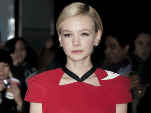 Carey Mulligan, 2012 London Critics' Circle Film Awards