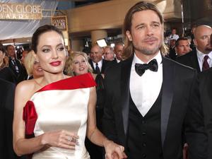 Brad Pitt, Angelina Jolie, Golden Globes
