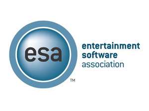 ESA: Entertainment Software Association logo